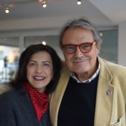 Entrevista exclusiva de Serena Ucelli com o polemico fotografo italiano Oliviero Toscani – Hoje, quinta 27/08 as 22.30 horas no Canal Arte1!