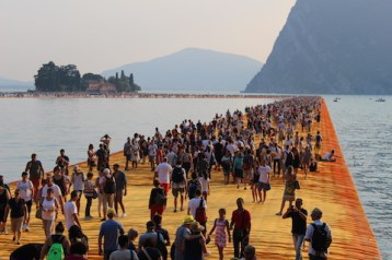 Christo Lago Iseo by Serena Ucelli _8639