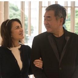 Hoje terça 4/12 sa 21,00 h. no Arte1 a reprise da entrevista exclusiva de Serena Ucelli com o grande arquiteto  Kengo Kuma!