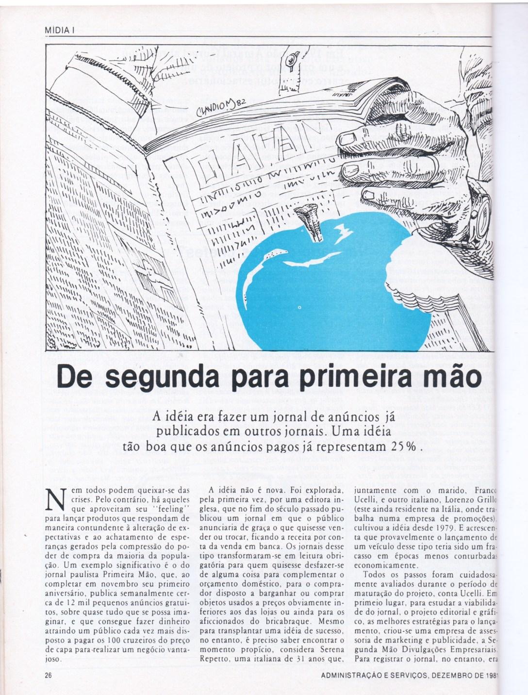 1981:12 Materia Revista Administração 1