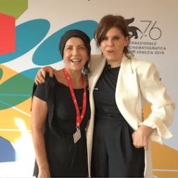 A entrevista com BÁRBARA PAZ em Veneza