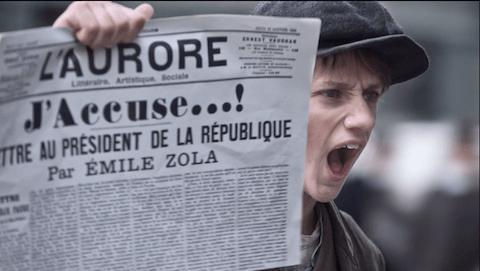 J'accuse Jornal