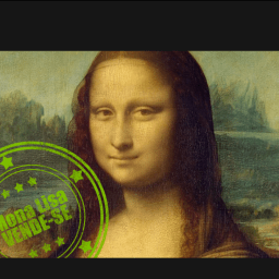 Coronavirus – Mona Lisa For Sale