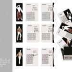 Colección de tejido de punto inspirada en diseños indígenas
