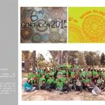 Diseño de camisetas para grupo de egresados de 6to año escuela 274. 2015