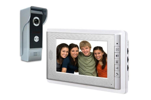 VIDEO-DOORPHONE-COLOUR-MODEL-V07N