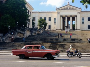 La Habana, Universidad 2014
