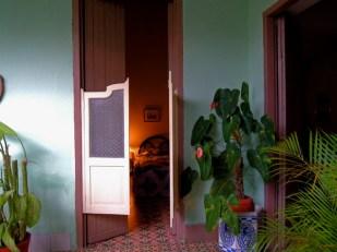 Santa Clara, casa particular 2012