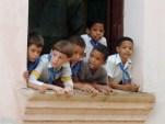 Baracoa, escuela 2012