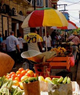 Santiago, mercado 2012