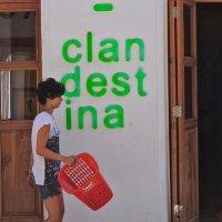 Clandestina 99% design cubano : de l'air, de l'art !