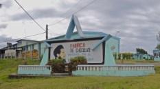 Fabrica de chocolate de Baracoa