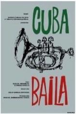 Cuba Baila, Julio García Espinosa 1960, affiche Eduardo Muñoz Bachs