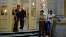 Gran Teatro de La Habana : entrée réservée aux invités