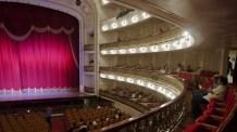 Gran Teatro de La Habana : marbre et velours