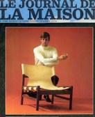 Publicité pour un meuble en acajou de Gonzalo Córdoba dans Le Journal de la Maison, 1969.