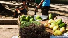 Au marché des producteurs de Santa Clara, les produits pètent la santé, à la différence de ceux que l'on pourrait trouver dans les bodegas d'Etat.