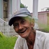 Conversation à Vista Alegre, Santiago de Cuba.