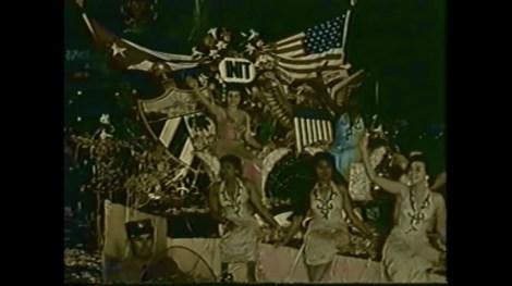 INIT (Instituto Nacional de Industria Turistica) Photogramme de Carnaval (1960, La Havane, production ICAIC, réalisation Fausto Canel & Joe Massot). Droits réservés.