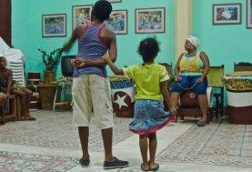 Répétition de la Tumba Francesa, Santiago de Cuba 2015.