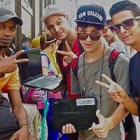 Zapya fait le buzz à Cuba