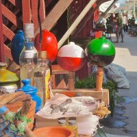 Mercado de encantos : sortilèges à Santiago…