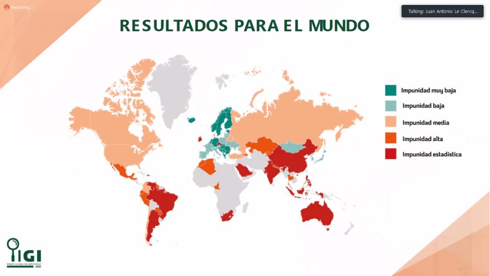 impunidad mundial