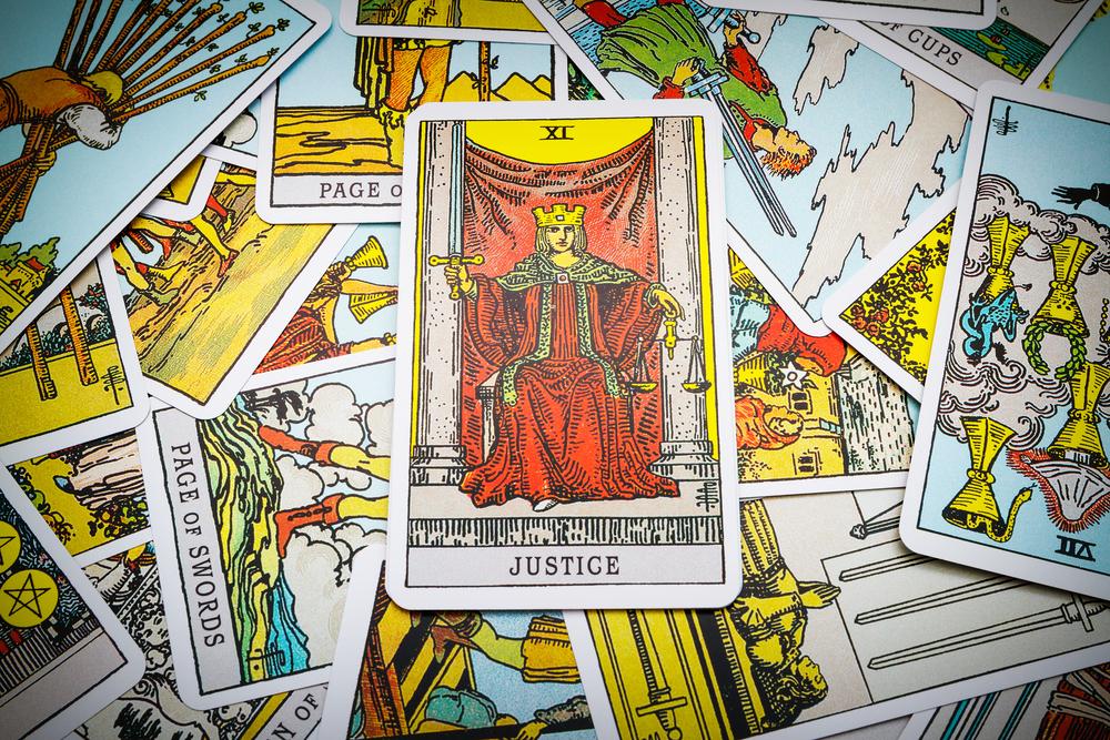 タロット 正義
