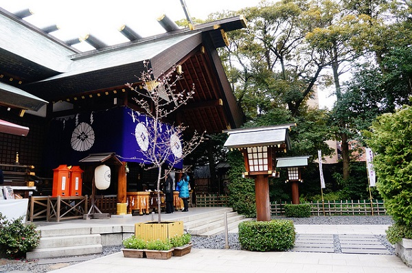 東京 大 神宮 ご利益