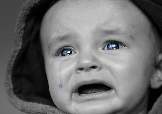 夢占い 泣く