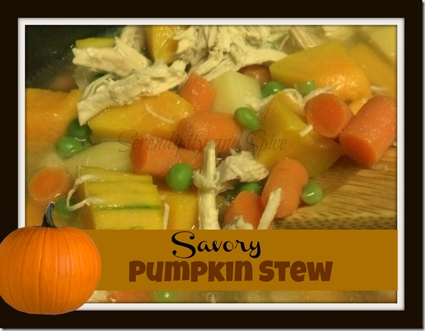 Savory Pumpkin Stew Recipe