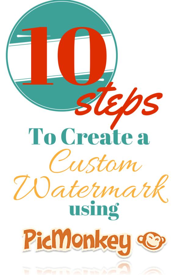 Create a Custom Watermark