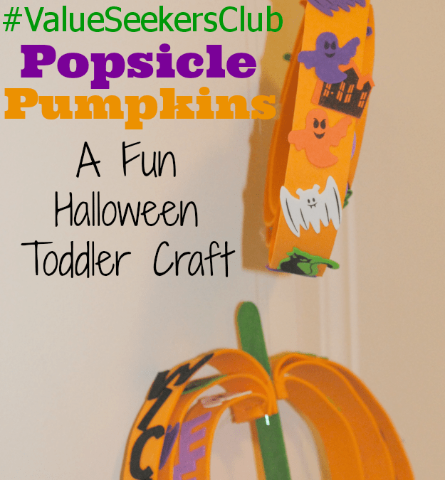 Dollar Tree Pumpkin Craft and $100 Gift Card
