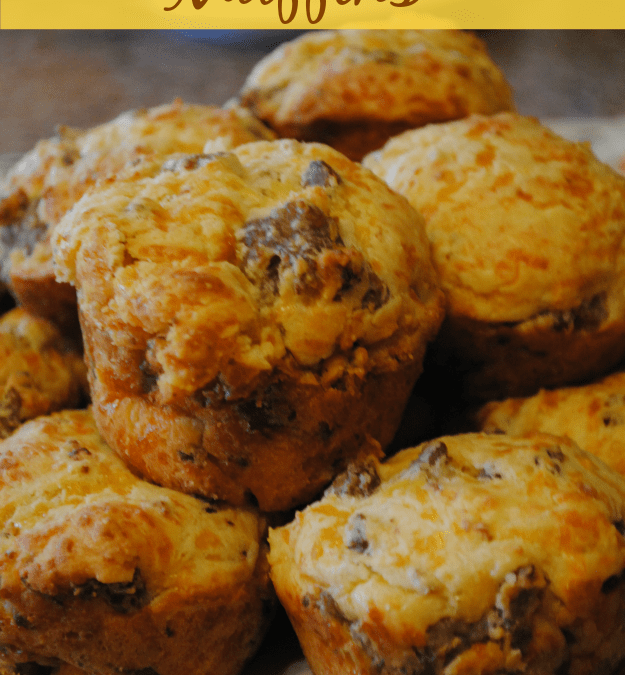 Rise and Shine Breakfast Muffins Recipe