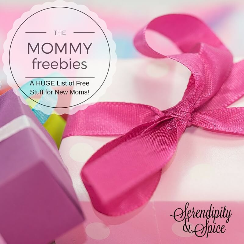 Free Stuff for New Moms