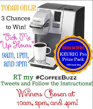 Coffee Buzz Contest