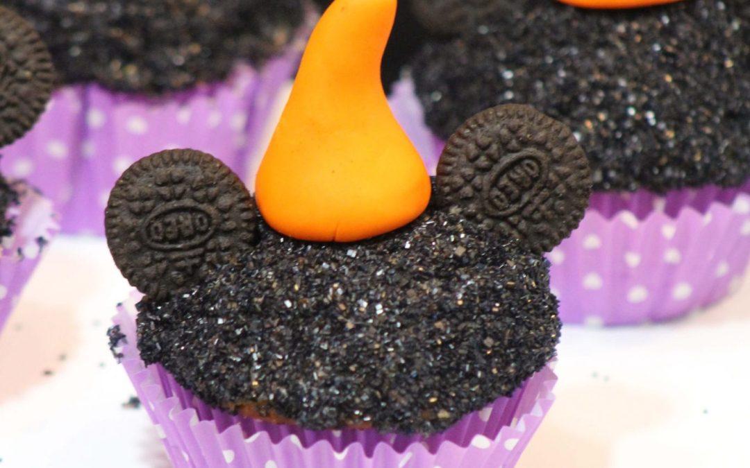 Sorcerer's Apprentice Mickey Cupcakes