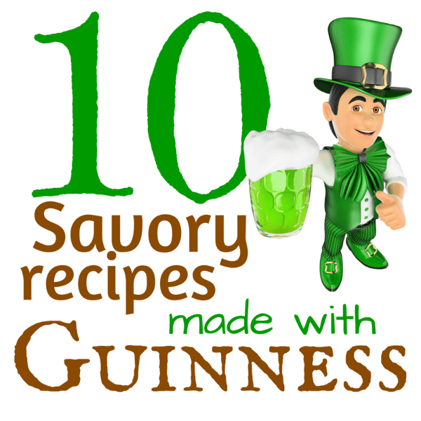 Savory Guinness Stout Recipes