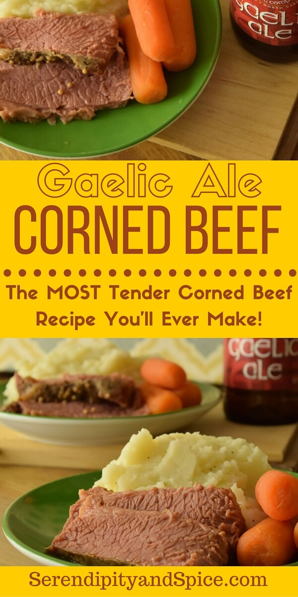 Gaelic Ale Corned Beef Recipe