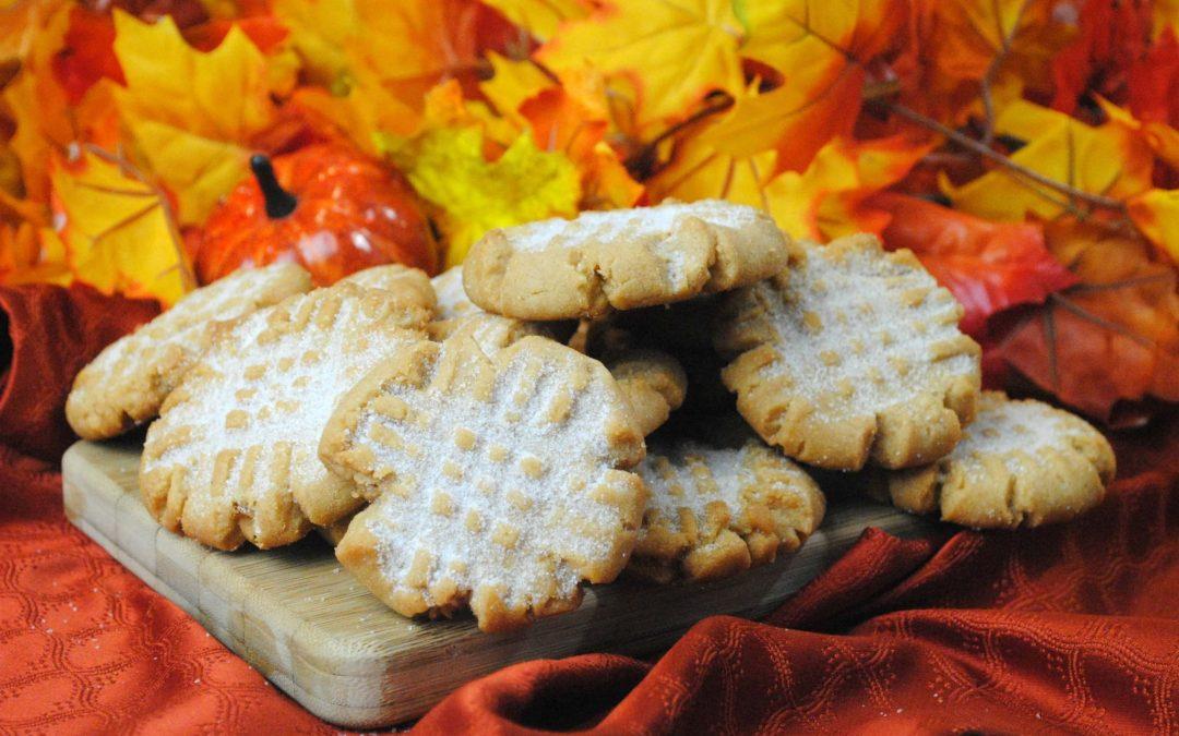 Pumpkin Spice Peanut Butter Cookie Recipe