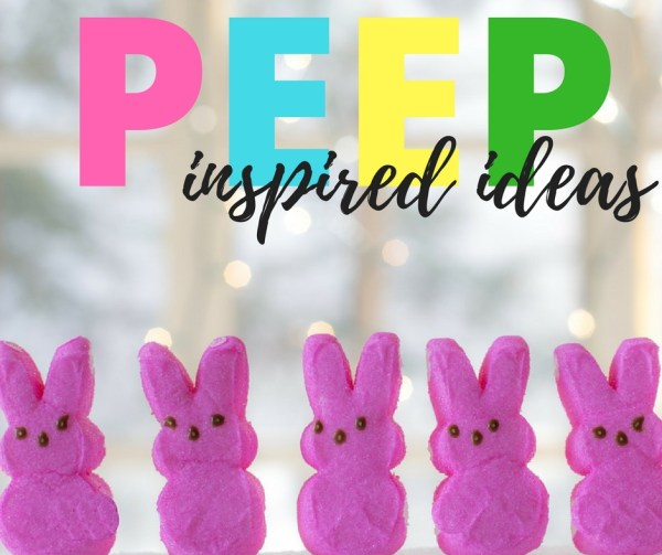 Crazy Peep Inspired Ideas....What the Peep....some people are just so darn creative!