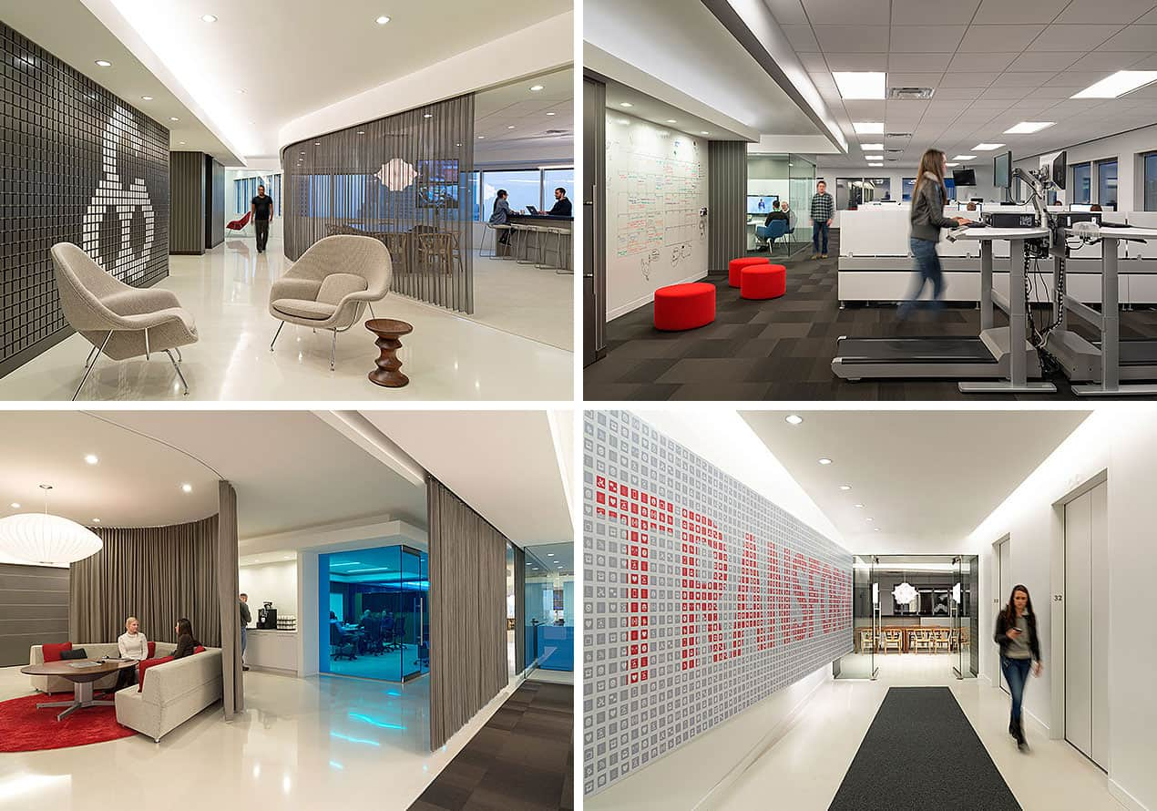 Serendipity Labs Hottest Modern Office Designs