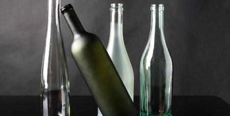 2 métodos para cortar botellas de vidrio para vasos o floreros