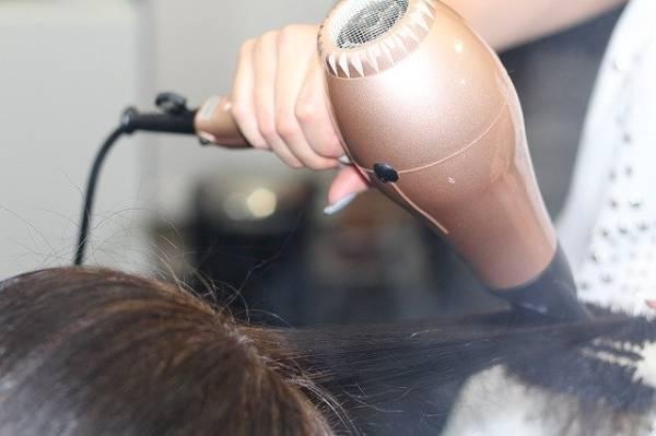 Secador. Fortalecer cabello