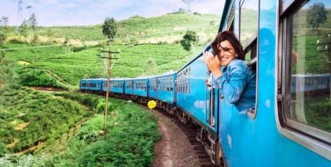 7 trenes con encanto en los que puedes viajar