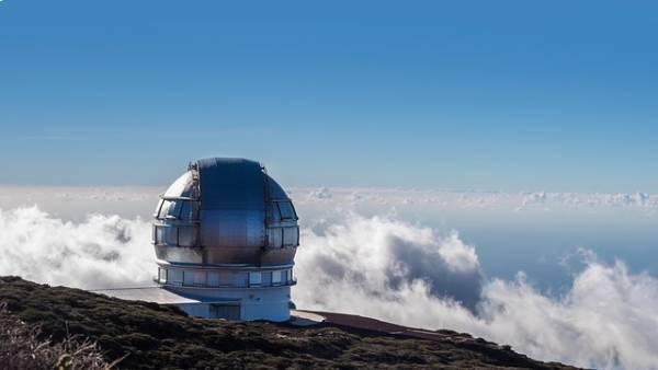 Observatorio Roque de los muchachos La Palma