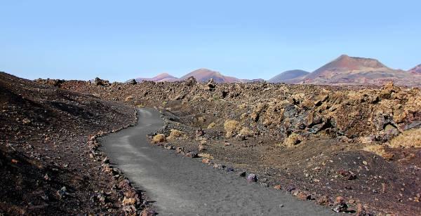 Parque nacional Timanfaya Lanzarote