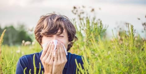 ¿Por qué me salen alergias que no tenía de niño?