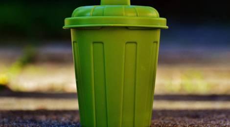 5 cosas que NO deberías tirar al cubo de la basura