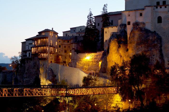 Pueblos y ciudades colgantes - Cuenca